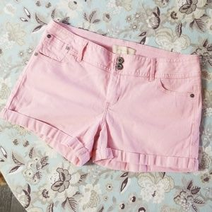 STACCATO Jean shorts